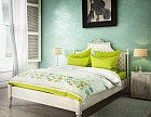 Комплект постельного белья «Французское утро» (1,5 спальный, ранфорс, 2 наволочки 50х70)