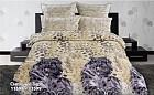 Комплект постельного белья « Снежный барс» (арт. 11598, семейный, бязь, 2 наволочки 50х70)