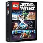 Lego Звездные войны. Трилогия (3DVD)