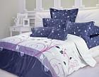 Комплект постельного белья «Жардин» (арт. 10766, 1,5-спальный, сатин, 2 наволочки 50х70)